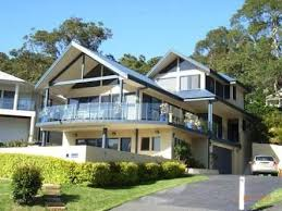 gable roof house plans storey gabled roof house australia modern search