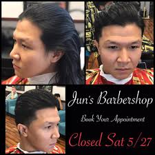jun u0027s barber shop home facebook