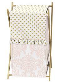 White And Gold Bedding Sets Amazon Com Sweet Jojo Designs 9 Piece Blush Pink White Damask