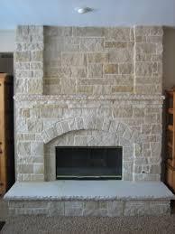 stone veneer fireplace installs texas hunting forum veneer