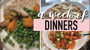 October Dinner Ideas 7 Dinner Recipes Healthy Eating Ideas Elise Sheree Cooking
