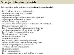 sample interview questions college graduate sample resume examples