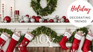 2017 holiday decorating ideas christmas mantel decorating ideas