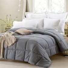 Walmart Goose Down Comforter Bedroom Top 3 California King Down Comforters Trusty Decor