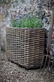 247 best baskets images on pinterest basket wicker baskets and