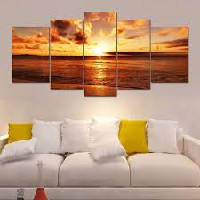 Home Wall Decor by Popular Yellow Wall Decor Buy Cheap Yellow Wall Decor Lots From