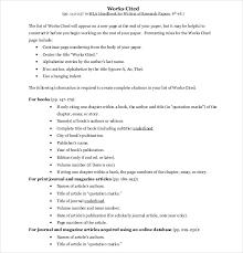 15 mla cover sheet templates u2013 free sample example format
