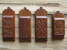 custom knife blocks magnetic knife racks custommade com hand carved knife racks
