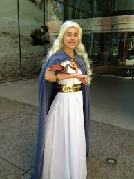 Daenerys Targaryen Costume Halloween Costumes From Your Closet The Halloween Costume That U0027s
