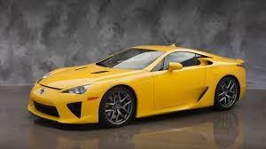 lexus lfa brand lexus lfas are still sitting on dealer lots