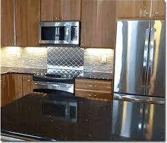Stainless Supply Stainless Steel Backsplashes - Custom stainless steel backsplash