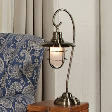 freeport lantern lamp antique brass sturbridge yankee workshop