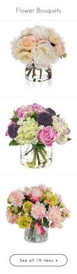 home decor silk flower arrangements flower bouquets by anetacerna liked on polyvore featuring home