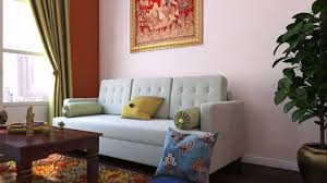 indian living room ideas by livspace traditional meets