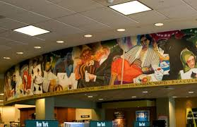 Barnes And Noble Doylestown Pa Art On A Grand Scale On Behance