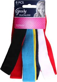 goody headbands goody ouchless headbands assorted walmart canada