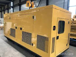 olympian ges 550 1 diesel generators year of manufacture 2013
