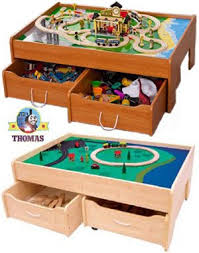 kidkraft train table compatible with thomas trundle train train thomas the tank engine friends free online