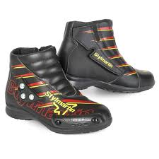 black moto boots mini moto boots designed for minimotorbikes with fast closure