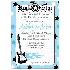 rock baby shower invitations free funny printable birthday cards