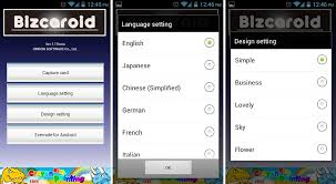 Business Card Capture App Best Android Apps For Scanning Business Cards Android Authority