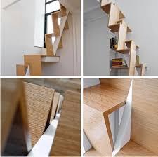 alternating tread stair saves space looks gorgeous treehugger