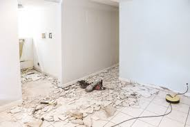 choosing and installing tile for the garden apartment yellow