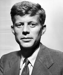 button downs and sharkskin john f kennedy 1947 american