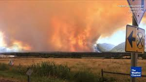 Wildfire Today Montana by Roaring Lion Fire Prompts State Of Emergency In Montana The