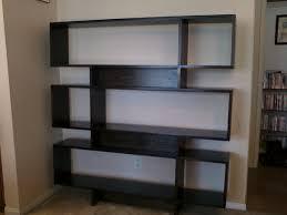 White Modern Bookcase by White Inch High Modern Bookcase L Surripui Net