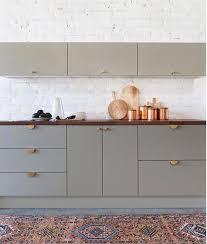 update flat kitchen cabinet doors design trend 2018 flat front cabinetry becki owens