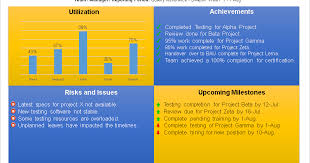 weekly report template ppt report your team status report with microsoft power point template