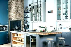 idee cuisine design suspension luminaire salon suspensions au design canon pour