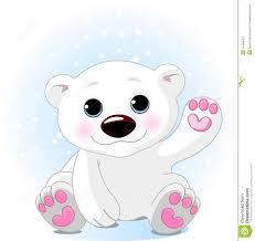 cute polar bear cub royalty free stock photography image 12464057