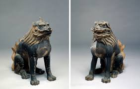 lion dog statue feature exhibition guardian lions and lion dogs 京都国立博物館