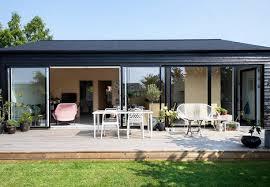 sigurd larsen completes low cost family house in copenhagen