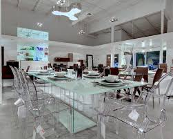 Perspex Dining Chairs Stunning Acrylic Dining Room Table Images Liltigertoo