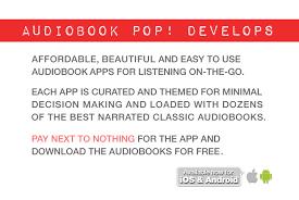 free and austen in app audiobook downloads at audiobook pop
