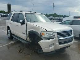 ford explorer front end parts bill of sale parts only 2008 ford explorer 4dr spor 4 0l 6 for