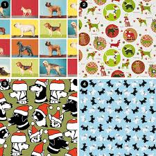 wrapping papers 12 modern wrapping papers and gift tags for dog