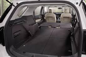 Ford Explorer 3 Rows - 2014 ford explorer xlt red in parsons kansas 2014 ford explorer
