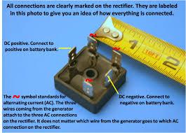 35 amp 3 phase bridge rectifier wiring diagram windynation