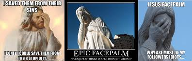 Facepalm Meme Generator - list of synonyms and antonyms of the word jesus facepalm