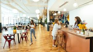 now wework wants build out your office and run it for you