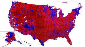 Can You Show Me A Map Of The United States Creating A National Precinct Map U2013 Decision Desk Hq