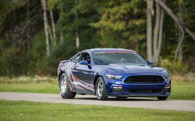 ford car mustang 2016 cobra jet mustang drag racer unveiled at sema continues