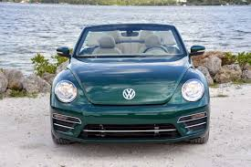 green volkswagen beetle 2017 2017 volkswagen beetle convertible test drive review autonation