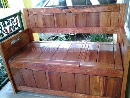 Build A Toy Chest Bench by 20 Diy Storage Bench For Adding Extra Storage And Seating U2013 Home