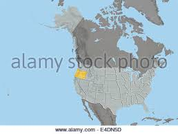 map of oregon united states state of oregon united states relief map stock photo royalty