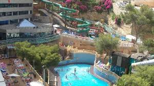 Magic Rock Gardens Hotel Benidorm Magic Rock Pool Area Picture Of Magic Aqua Rock Gardens